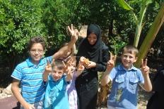 Yasmin Al Tellawy in Syria