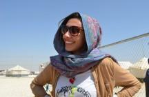 Yasmin Al Tellawy - Zaatari Refugee Camp