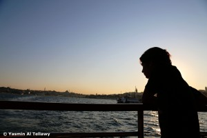 Boat trip - Istanbul