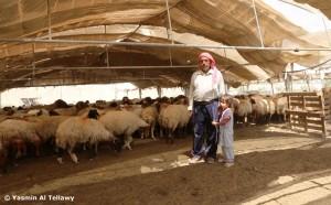 Jordan Valley, Syrian Refugees, Photography - Yasmin Al Tellawy