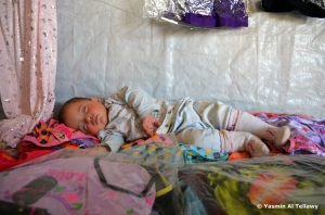 Photographer-Yasmin Al Tellawy - Zaatari - Syrian Refugees
