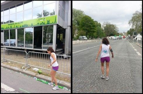 Yasmin Al Tellawy - Paris Marathon