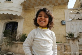 Smiles in Syria!
