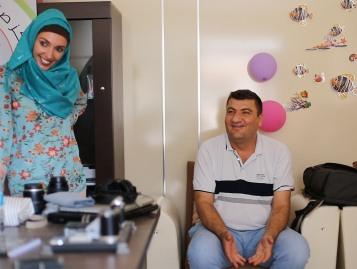Yasmin Al Tellawy & Raed Fares